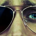 Mannen med glasögat